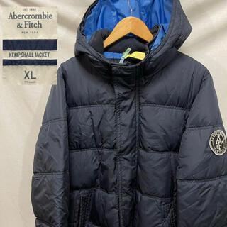 Abercrombie&Fitch - A&F  フード付ダウンジャケット