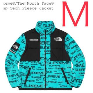 Supreme - Supreme Steep Tech Fleece Jacket teal M
