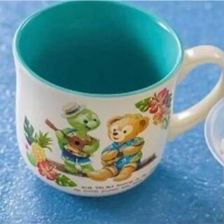 ダッフィー(ダッフィー)のduffyダッフィーのサニーファン♡スーベニアカップ♡オルメルくん(グラス/カップ)