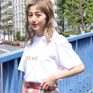 ビームス(BEAMS)のビームス beams ロゴTシャツ Sサイズ 新品未使用(Tシャツ(半袖/袖なし))