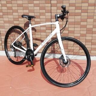 TREK FX3 DISC Lサイズ 2×9速 2020年モデル クロスバイク