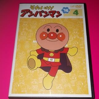 アンパンマン - それいけ!アンパンマン '16 4   DVD   Ⅲ□□Ⅱ■ⅢⅡ■■ⅢⅢⅢ
