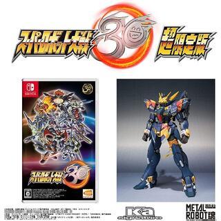 【Switch】スーパーロボット大戦30 超限定版 METAL ROBOT魂