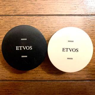 エトヴォス(ETVOS)のETVOS マットスムース&ナイトミネラルファンデーション  ♯35(ファンデーション)