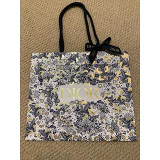 Dior - DIOR ホリデー ショッパー 2021 クリスマス ショップ袋 ギフト 限定