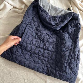 ユニクロ(UNIQLO)の防寒用抱っこ紐カバー(抱っこひも/おんぶひも)
