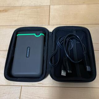 Transcend USB3.0 2.5インチ M3シリーズ 500GB