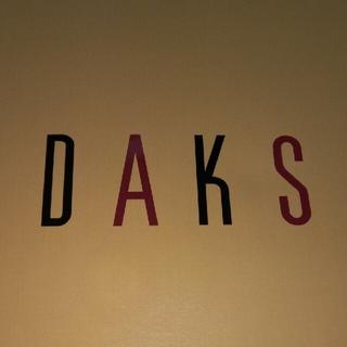 DAKS - DAKS!タオルケット!