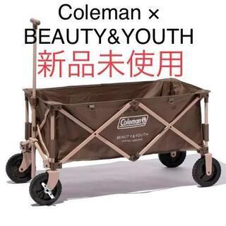 Coleman - 【新品未使用】コールマン アウトドアワゴン BEAUTY&YOUTH 別注