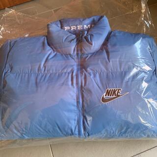 Supreme - 注意! supreme nike reversible puffy jacket