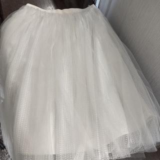 アナイ(ANAYI)の美品  ANAYI    アナイ  膝丈スカート  38(ひざ丈スカート)