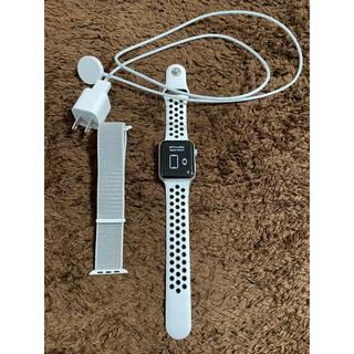 apple watch series3 42m GPS+セルラー