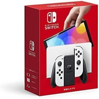 Nintendo Switch - 新品未開封 Nintendo Switch 有機ELモデル ホワイト 本体