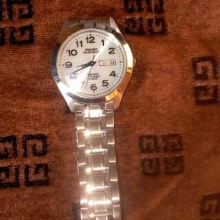 リコー(RICOH)のリコー メンズ ソーラーウォッチ(腕時計(アナログ))