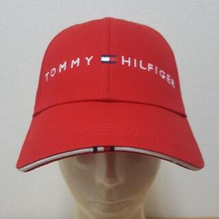 トミーヒルフィガー(TOMMY HILFIGER)のトミーヒルフィガー帽子 未使用(キャップ)