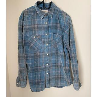 ベイフロー(BAYFLOW)のベイフロー コーデュロイシャツ Lサイズ相当(シャツ)
