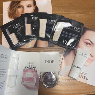 Dior - Dior試供品 Diorスマホリング CHANEL試供品