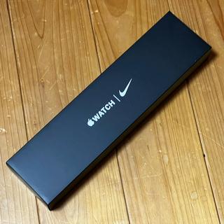 アップルウォッチ(Apple Watch)のApple Watch Nike 7(GPS)45mmミッドナイトアルミニウム(腕時計(デジタル))