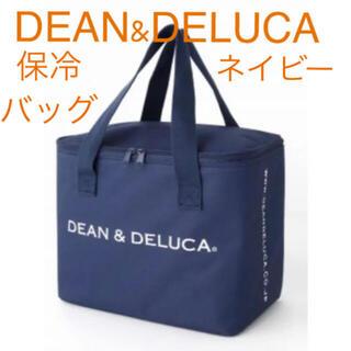 ディーンアンドデルーカ(DEAN & DELUCA)の☆美品☆ DEAN&DELUCA ディーン&デルーカ 保冷バッグ ネイビー付録(弁当用品)