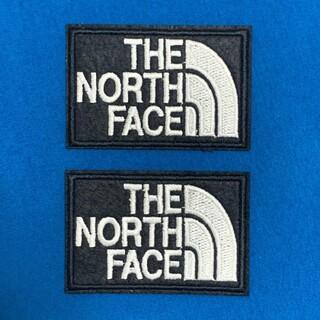 THE NORTH FACE - 2枚セット!ノースフェイス アイロンワッペン