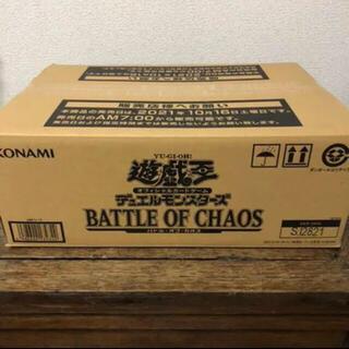 遊戯王 バトルオブカオス 1カートン(その他)
