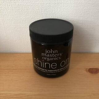John Masters Organics - johnmasters organics ジョンマスター シャインオン