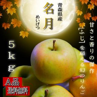 青森産  ぐんま名月 りんご 家庭用  3kg  農家直送 送料無料 リンゴ
