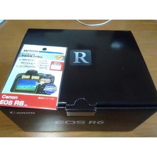 Canon - 未使用品 Canon EOS R6 ボディ