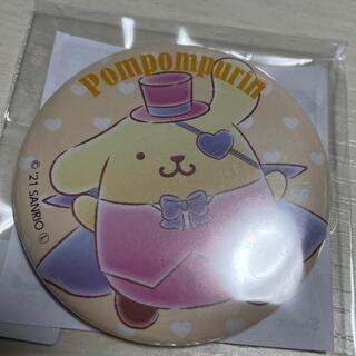 ポムポムプリン - ナムコ 缶バッジ ポムポムプリン