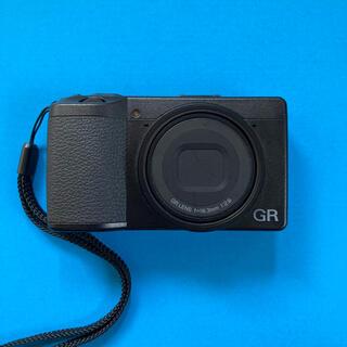リコー(RICOH)のRICOH リコー GR3 オマケ多数つき(コンパクトデジタルカメラ)