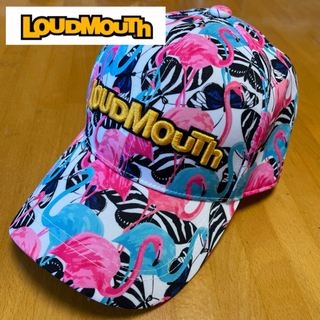 Loudmouth - ラウドマウス 未使用ゴルフキャップ メンズ/レディース