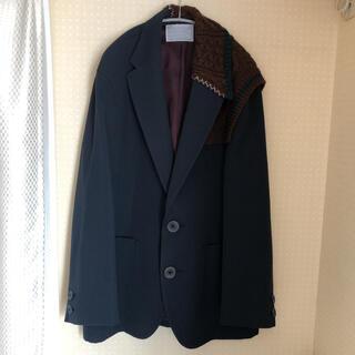 kolor - 坊主様専用 kolor 21aw ドッキングジャケット