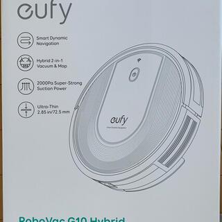eufy robovac g10 hybrid黒 掃除ロボット anker
