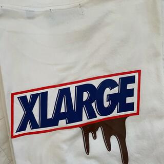 XLARGE - XLARGE エクストララージ L  ロンT