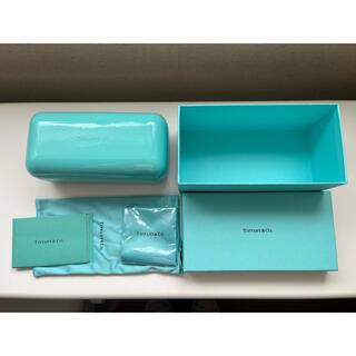 ティファニー(Tiffany & Co.)のティファニー サングラスケース(その他)