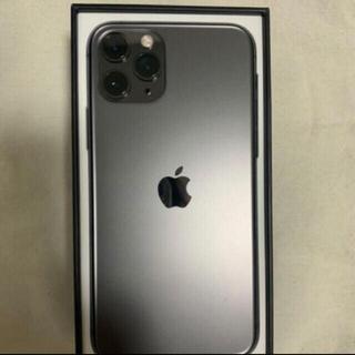 Apple - iPhone 11pro 64GB ブラック 新品 SIMフリー