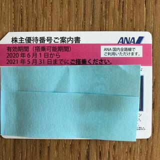 エーエヌエー(ゼンニッポンクウユ)(ANA(全日本空輸))のANA株主優待 1枚 2021/11/30まで(その他)