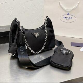 PRADA - プラダPRADA黒いバッグ   #26
