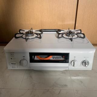 パロマピカソ(Paloma Picasso)のパロマ ガスコンロ ガステーブル IC-S37SH-L LPプロパン(調理機器)