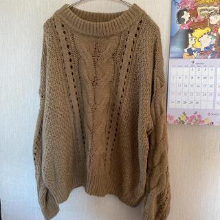 サマンサモスモス(SM2)のSM2*ゆるセーター(ニット/セーター)