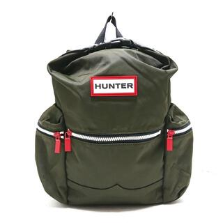 ハンター(HUNTER)のハンター リュックサック - カーキ 2way(リュック/バックパック)