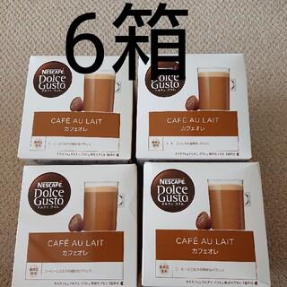 Nestle - ドルチェグスト カフェオレ 16杯×6箱