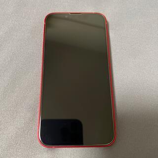 Apple - iPhone 13mini 国内SIMフリー 256GB 美中古 レッド