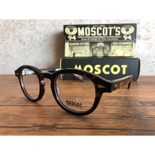 MOSCOT LEMTOSH/モスコット レムトッシュ 44 TORTOISE
