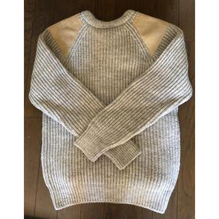 コモリ(COMOLI)のBlack Sheep Knit ニットセーター(ニット/セーター)