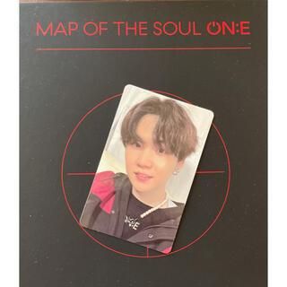防弾少年団(BTS) - BTS MAP OF THE SOUL ON:E  Blu-ray ユンギ