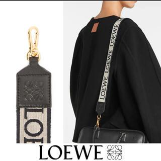 LOEWE - 【未使用】新作 ロエベ アナグラムストラップ
