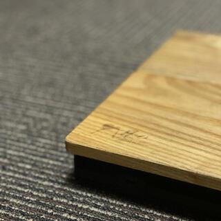 h&o ウィングトップテーブル 25用オーク