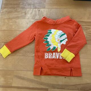 ロデオクラウンズワイドボウル(RODEO CROWNS WIDE BOWL)のRODEO CROWNS キッズ パーカー(Tシャツ/カットソー)
