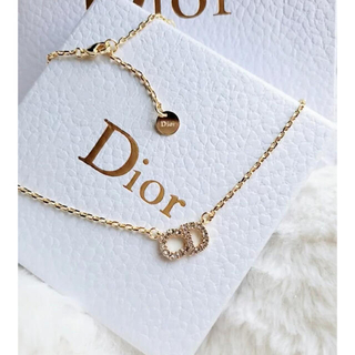 Dior - ユニックス クリスチャンディオール ゴールド CD ネックレス
